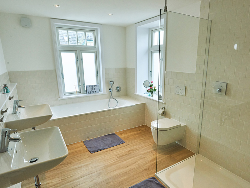 Villa Forstblick | Badezimmer
