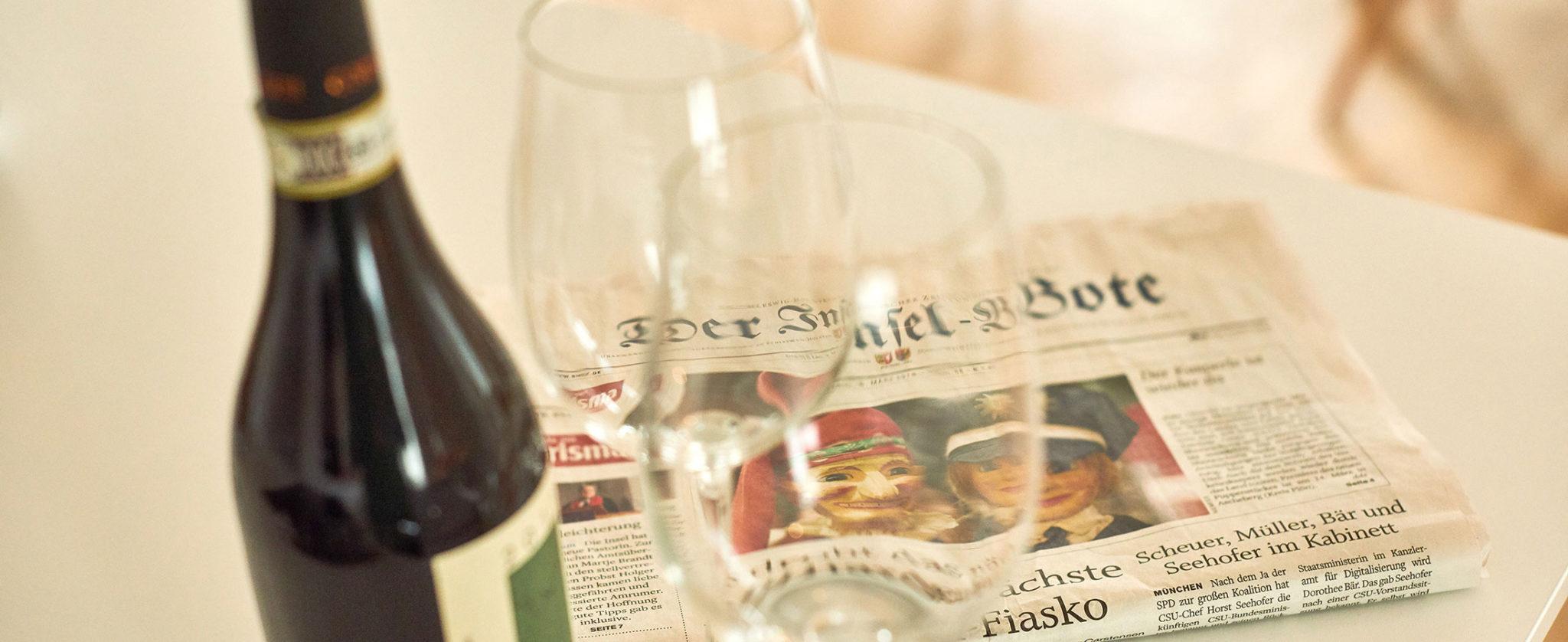 Villa Forstblick | Wein