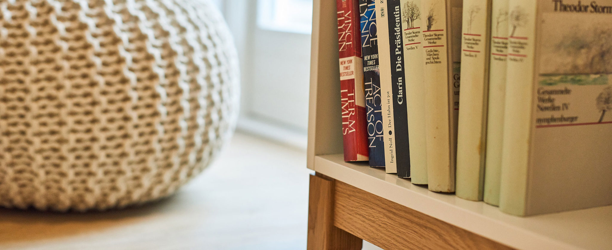 Villa Forstblick | Bibliothek